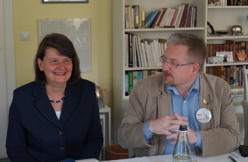 Dr. Maria Flachsbarth; Michael Vietz